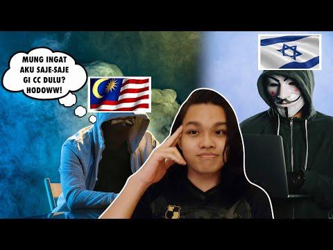 Hacker Malaysia Dah Lama Buat Kerja