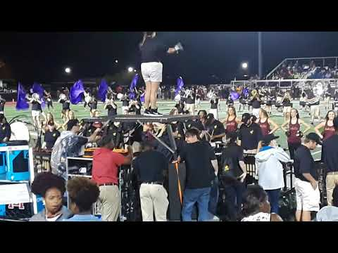 Jones County Junior College Marching Band FIELD PERFORMANCE