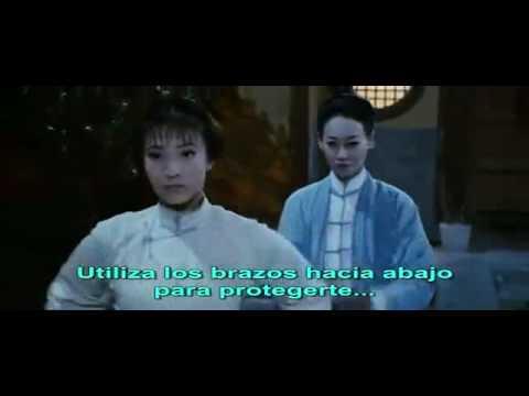Gong fu yong chun (Kung Fu Wing Chun). Segmento 2.