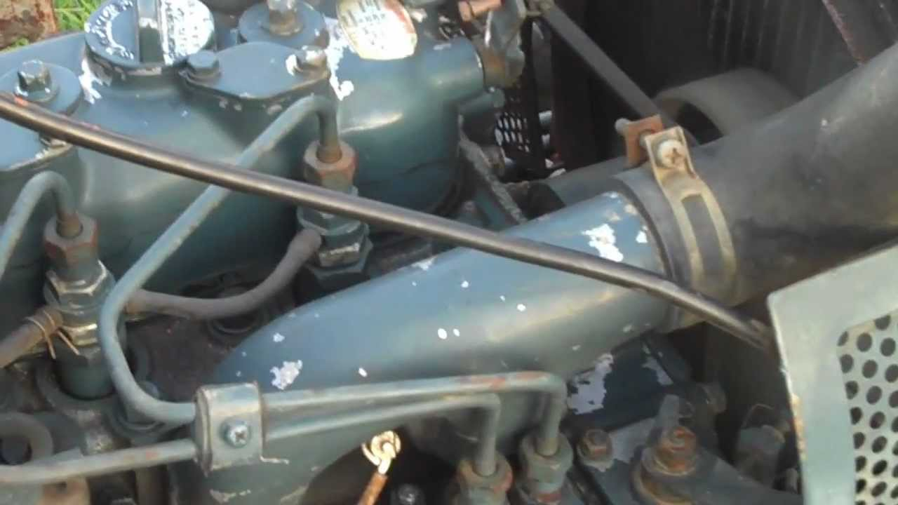 Kubota L175 Tractor Youtube