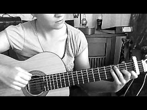 Justin Nozuka, After Tonight, Tutorial, guitar, gitarre, how to play