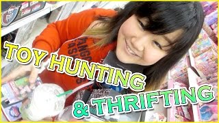 TOY HUNTING & THRIFTING - My Little Pony, Ever After High, Monster High, Funko and MORE!