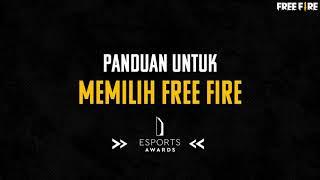 Yuk Vote Free Fire di Esports Awards sekarang!