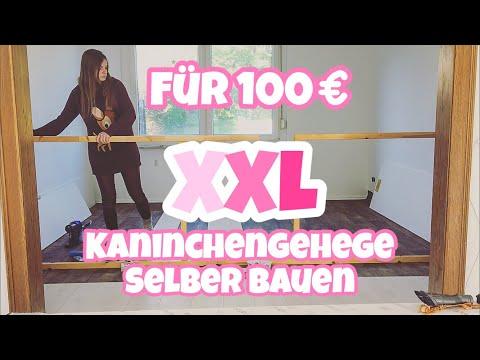 für-100€-xxl-kaninchengehege-selber-bauen