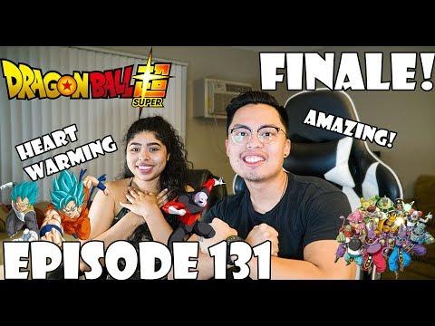 Dragon Ball Super Episode 131 Reaction! WHAT AN HEARTWARMING ENDING! GOKU AND FRIEZA VS JIREN!