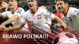 Fenomenalny mecz Polski z Izraelem! DEKLASACJA [Live ze Stadionu Narodowego]
