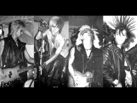 Kuro - Who The Helpless EP (hardcore punk Japan)