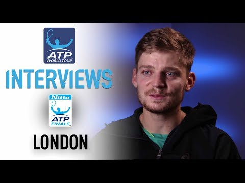 Goffin Discusses Federer Upset At Nitto ATP Finals 2017