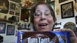 Tim Tams! Woohoo!