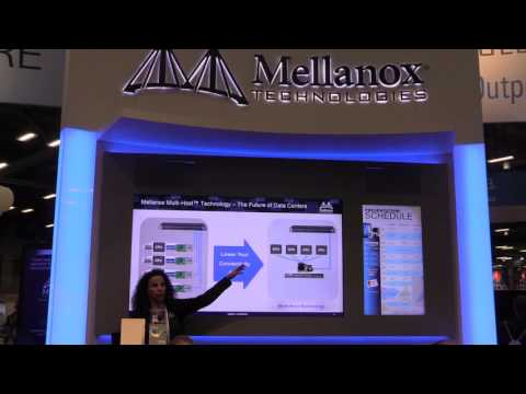 Mellanox Adapters: Paving the Road to Exascale  - SC'15