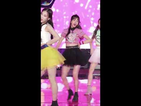 독점 [ 유닛G 직캠 ] 지엔 라붐 ( LABOUM ZN ) - GEE 171126