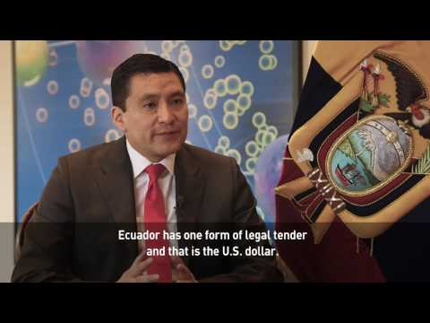 A monetary makeover for the country of Ecuador