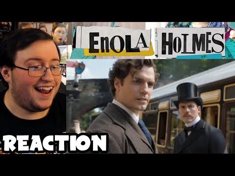 """Gor's """"Enola Holmes"""" Official Trailer REACTION"""