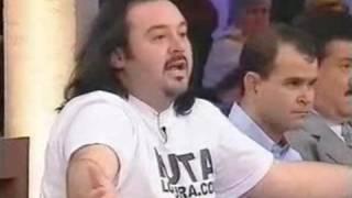 Torbe en Investigación TV hablando de las putas