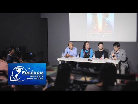 Greek Human Rights Organizations Pay Heed to Chinese Religious Persecution