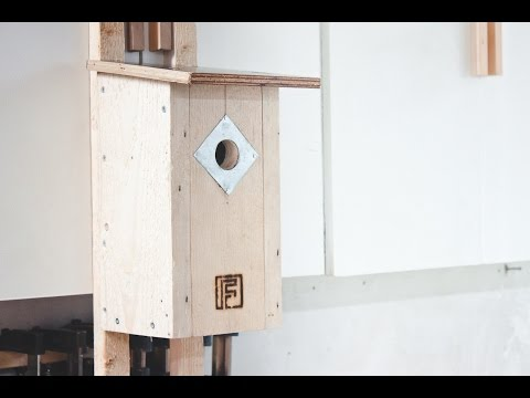 Building a Birdhouse - Things to Consider