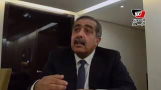 اللواء عبدالرازق الناظورى رئيس الأركان الليبي: «السراج» سيشكل حكومة جديدة «لما يشوف حلمة ودنه» (حوار) | المصري اليوم