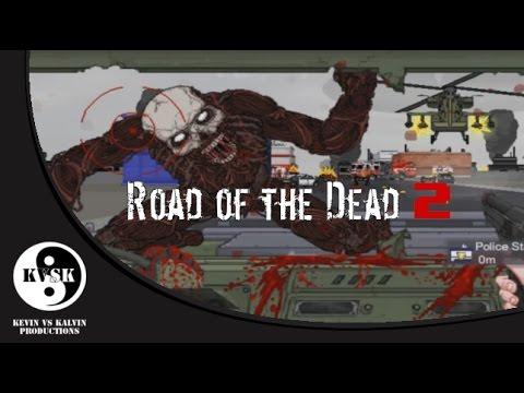 Road of the Dead 2 - Browser Game Review