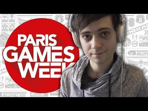JOUONS À MARIO KART 8 DELUXE ENSEMBLE À LA PARIS GAMES WEEK !