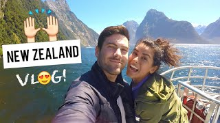 Travel Vlog: NEW ZEALAND Contiki Trip | Sazan Hendrix