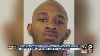 Transgender woman sexually assaulted after meeting man on Facebook