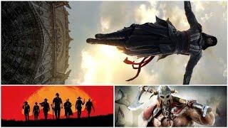 Критики недовольны фильмом Assassin's Creed, новые подробности State of Decay 2 | Игровые новости