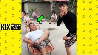 Watch keep laugh EP332 ● The funny moments 2018