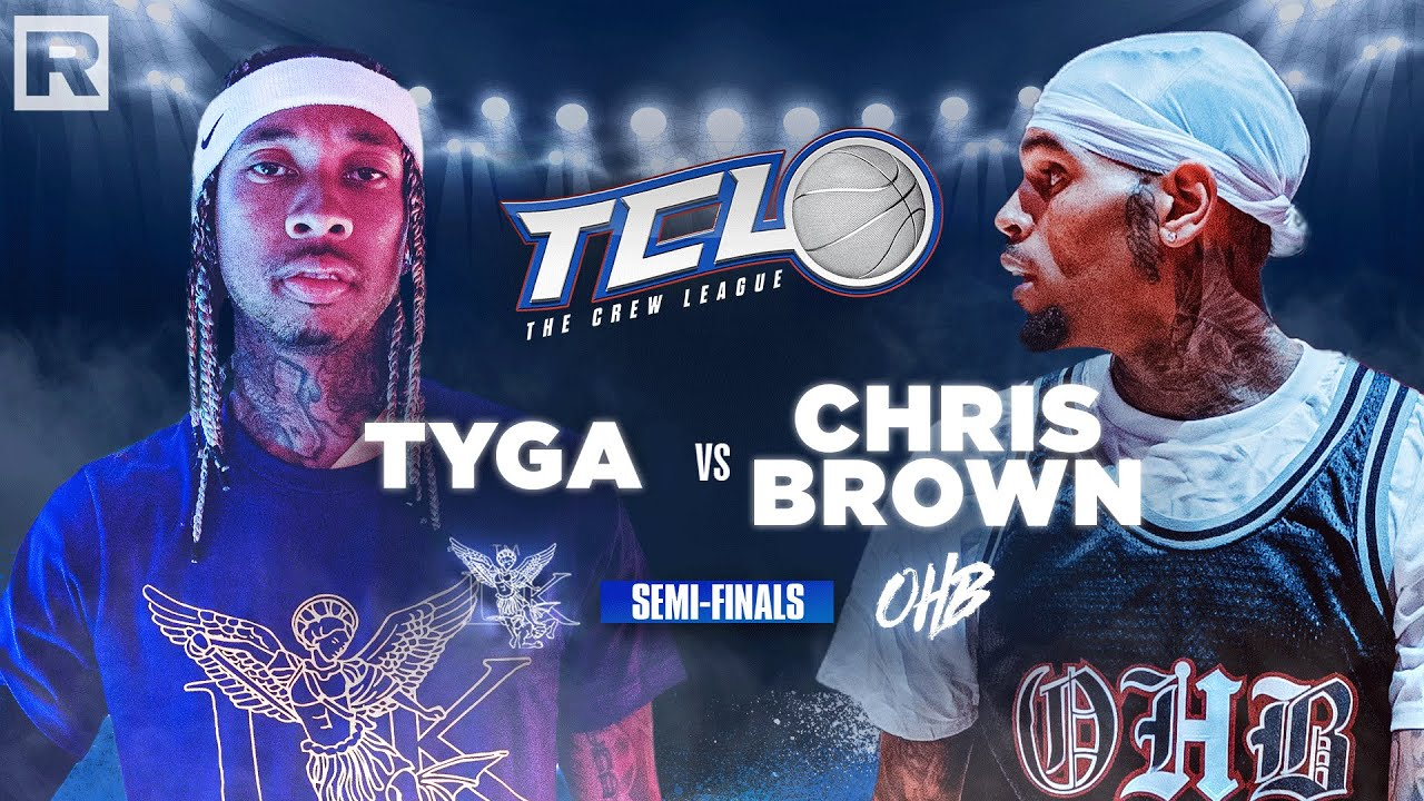 Download Chris Brown vs. Tyga (Semi-Finals)   The Crew League Season 2 (Episode 5)