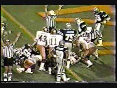 1984 USFL Los Angeles Express at Arizona Wranglers Playoff