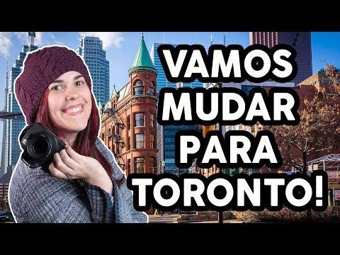 BUSCANDO MORDOMIAS EM TORONTO - Alugamos nosso apartamento em Toronto!!
