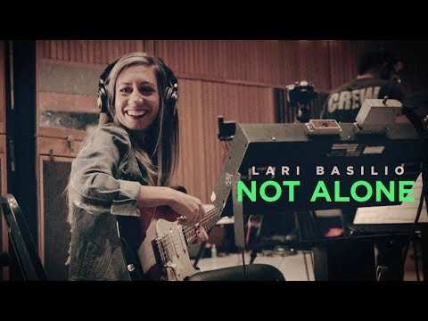 Lari Basilio - Not Alone (feat. Vinnie Colaiuta, Nathan East, Greg Phillinganes)