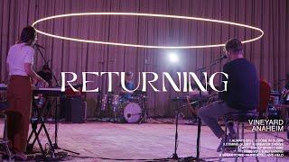 Returning | Jeremy Riddle - Vineyard Anaheim NEW ALBUM (OFFICIAL LIVE VIDEO)