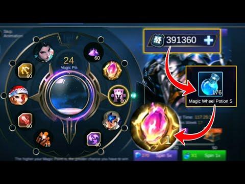 Getting Magic Crystal using Magic Potion   +GIVEAWAY!! 🎁
