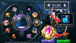 Getting Magic Crystal using Magic Potion | +GIVEAWAY!! 🎁