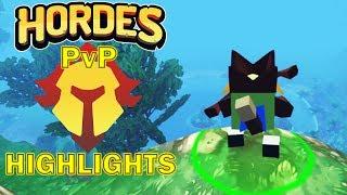 Hordes.io PvP Highlights