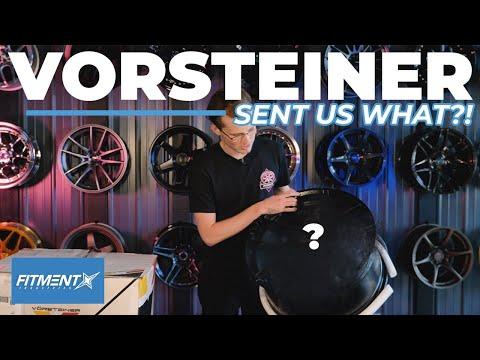 Vorsteiner Wheels Just Sent Us This...