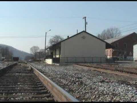Historic Scottsboro, Alabama Depot