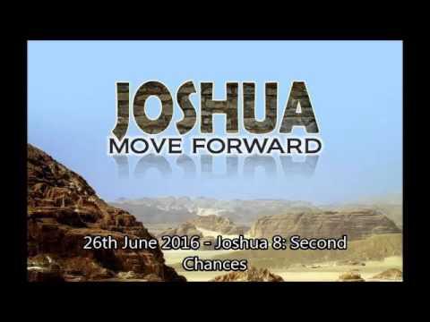26th June 2016 - Joshua 8: Second Chances