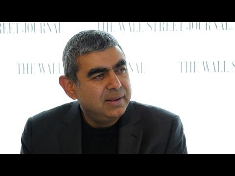 Infosys CEO on Trump Administration and Immigration Policy