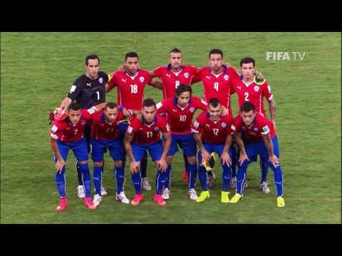 Eduardo Vargas looks ahead to Russia 2018