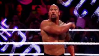 WWE The Rock Theme Song If You Smell What The Rock Is Cooking Titantron