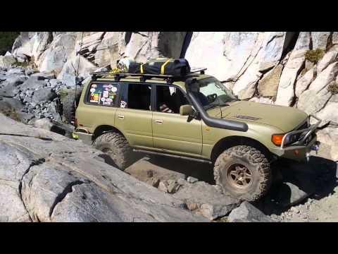 80 series Land Cruiser - Little Sluice - Rubicon
