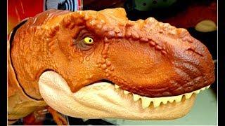 Meus melhores dinossauros da loja de brinquedo Imaginex rex LEGO jurassic park