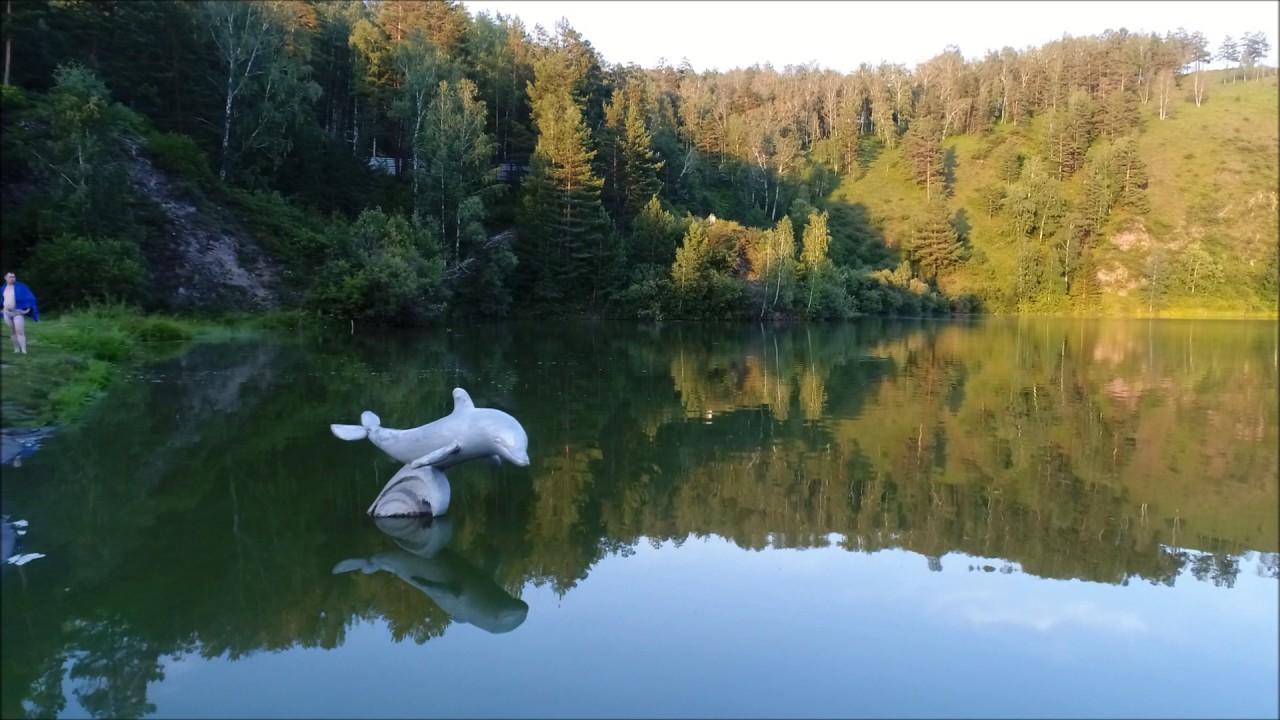 Подгорный красноярский край озеро фото