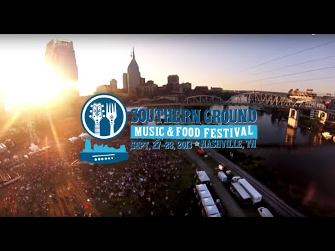 2013 Southern Ground Music and Food Festival - Nashville Recap