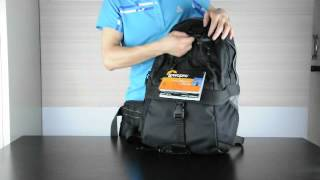 Review Lowepro Rover AW II DSLR SLR Camera Photo Backpack bag