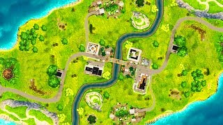 *NEW* Smaller map set to replace main Fortnite map.. (COMPETITIVE 4v4 MAP UPDATE) thumbnail