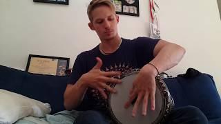 How to play the Darbuka Anthem, Daood DEBU