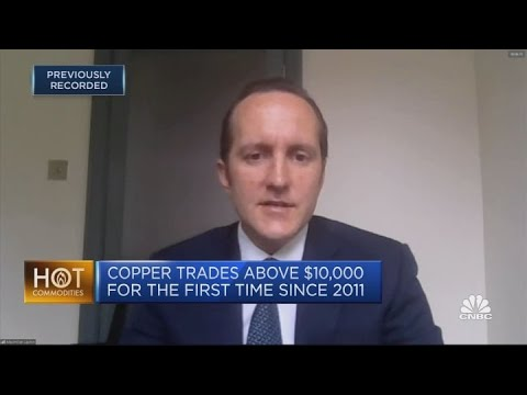 Strength in copper consumption a one-off, analyst says
