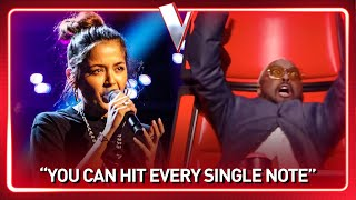 Download Voice coaches are SHOCKED after surprising Operatic-Pop mash-up | Journey #132